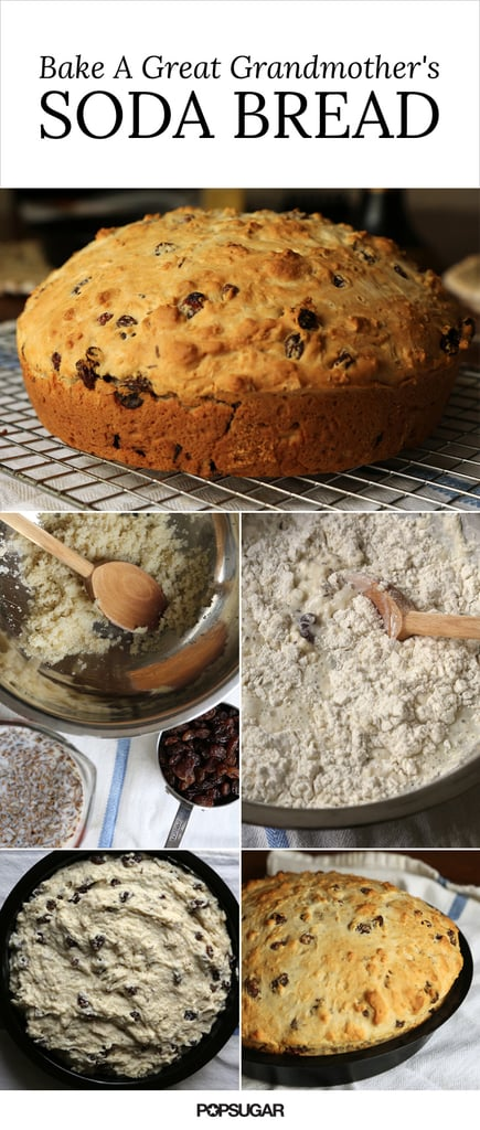 A Great Grandmother's Soda Bread