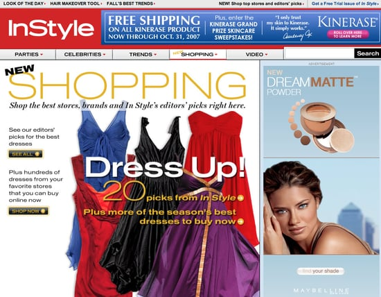 Fab Site: InStyle Shopping with ShopStyle