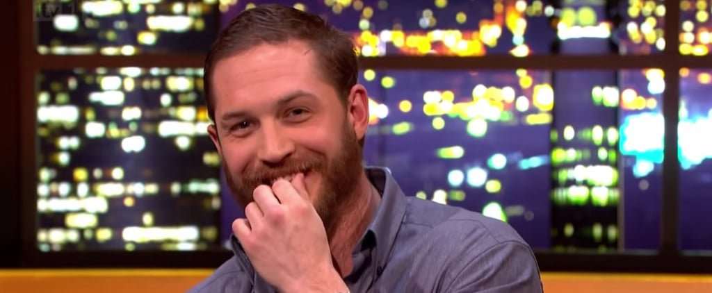 Flash Back to That Time Jonathan Ross's Interview With Tom Hardy Escalated Quickly