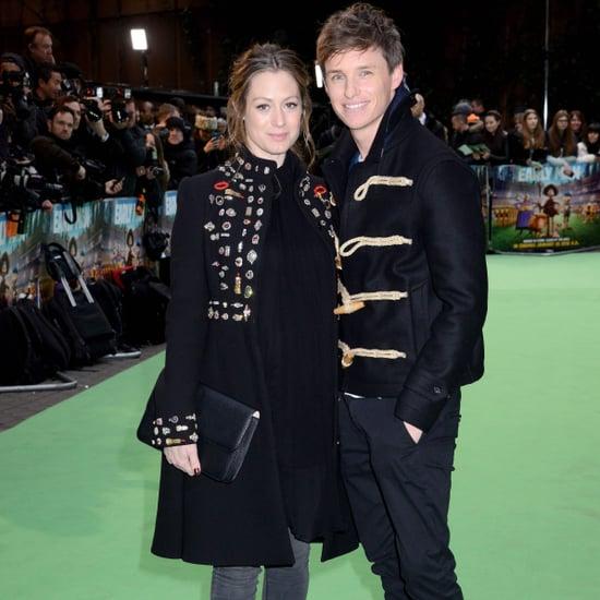 Eddie Redmayne and Hannah Bagshawe Welcome Second Child 2018
