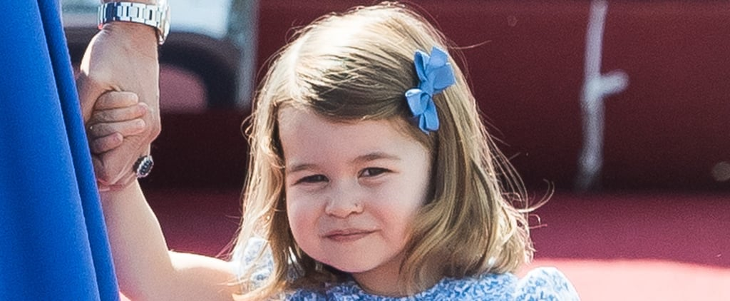Princess Charlotte Reportedly Speaks Spanish, Because She's So Much Cooler Than Us