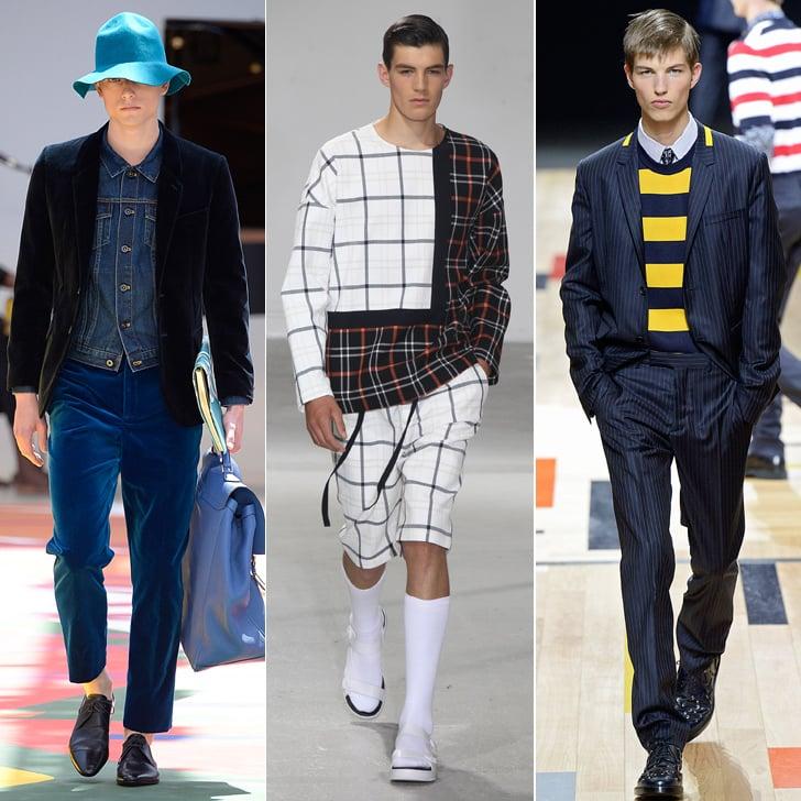 fashion trends spring 2015 mens fashion week popsugar