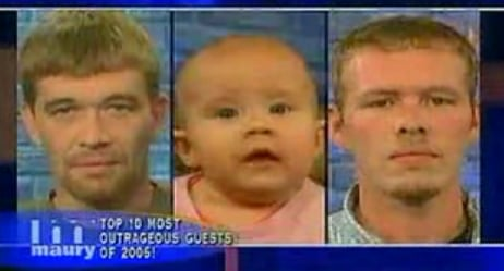Paternity Test Fiasco on The Maury Show