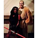 Darth Maul and Obi-Wan Kenobi From Star Wars