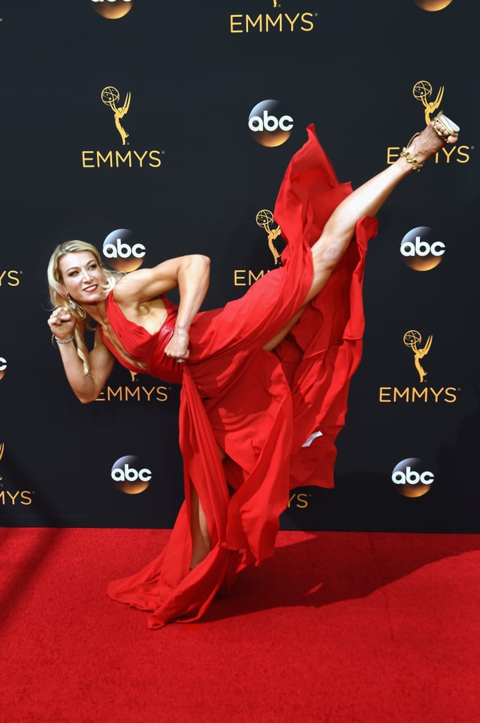d39fdbe187 Jessie Graff is a professional stunt double who made history this year as  the first woman