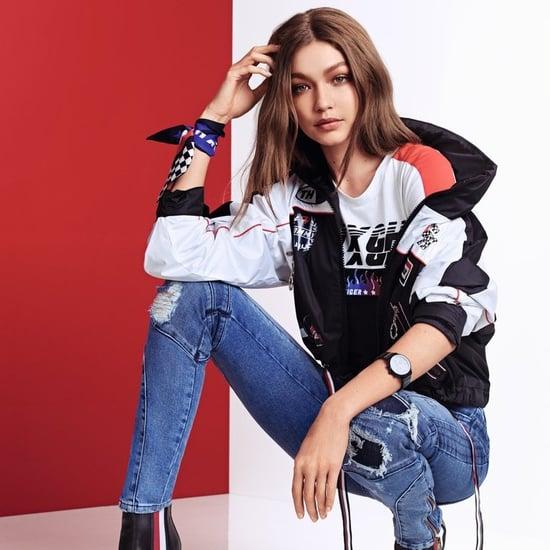 Gigi Hadid x Tommy Hilfiger Collection Spring 2018