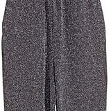H&M Glittery Jumpsuit — Black/Glittery ($15, originally $35)