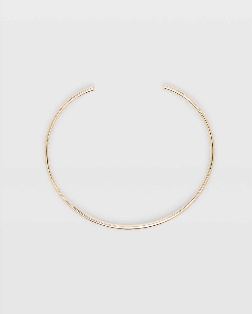 Club Monaco Clean Collar Necklace