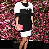 Laure Heriard Dubreuil wore Spring 2013 Chanel at Chanel's Tribeca Film Festival Artists Dinner in New York. Source: Matteo Prandoni/BFAnyc.com