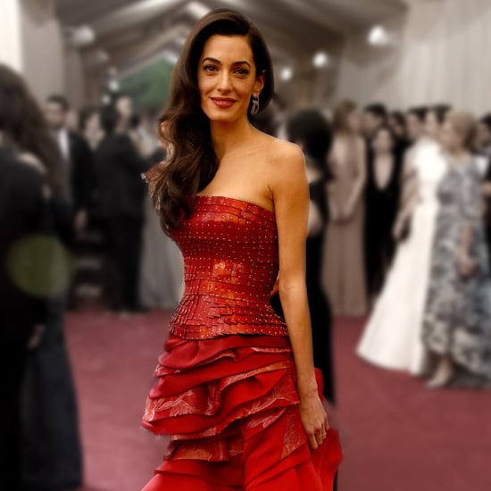 Amal Clooney Fashion Photos
