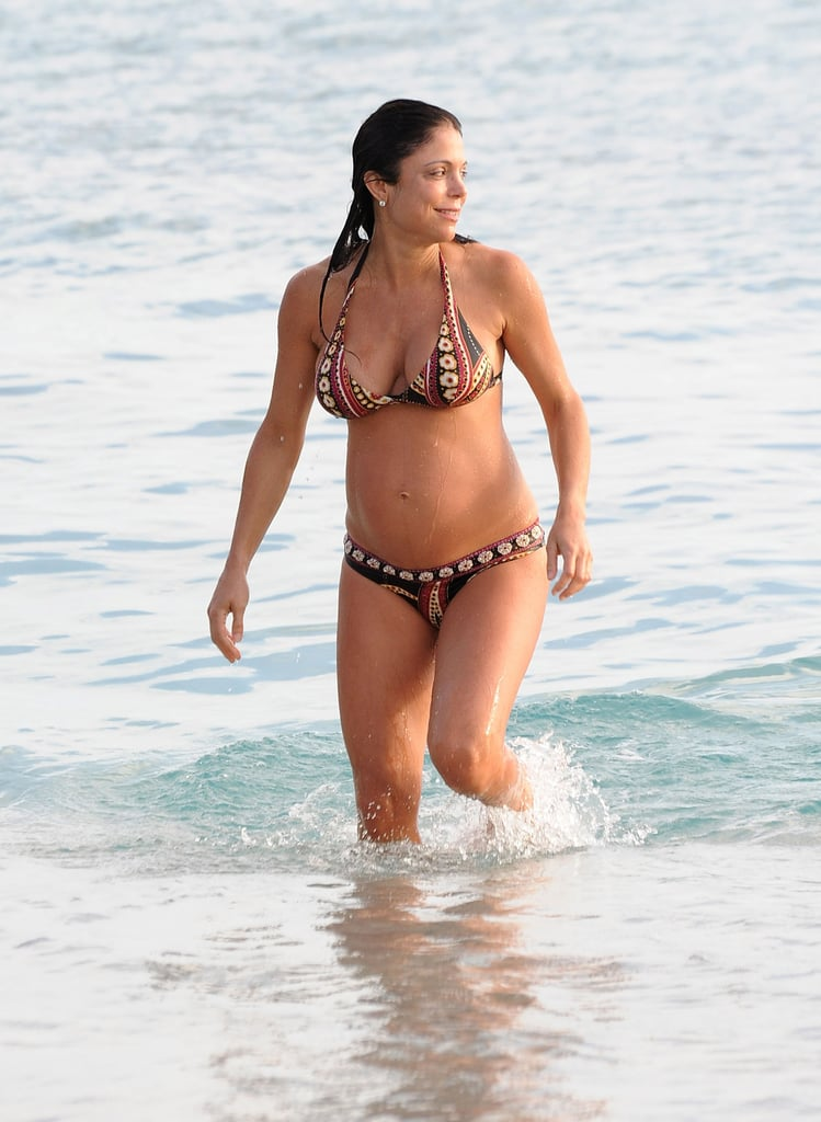 Photos Of Bethenny Frankel In A Bikini Popsugar