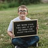 Mum Shaming Photo Series