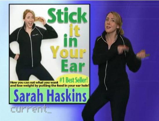Sarah Haskins on Dieting