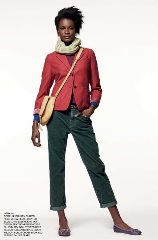 First Look! Gap Shows Cool Classics For Its Fall 2012 Collection