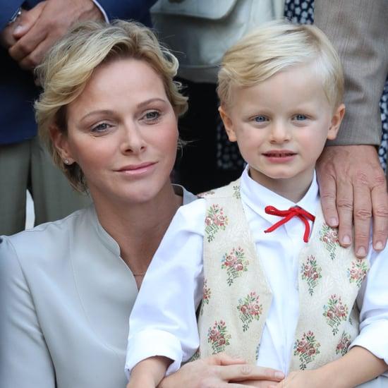 The Monaco Royal Family at Summer Picnic September 2018