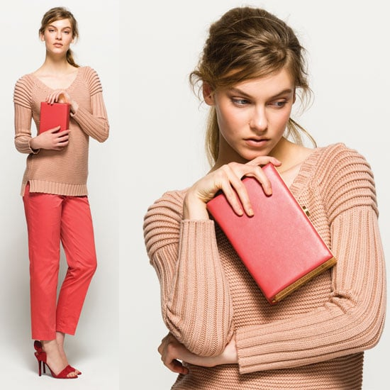 First look at Oroton's A/W 2013 Apparel Collection