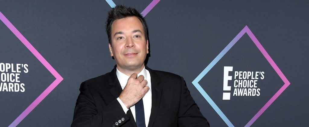 Jimmy Fallon's Speech at the 2018 People's Choice Awards
