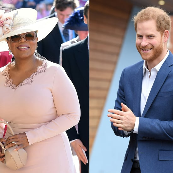 Prince Harry and Oprah Winfrey Mental Health Series
