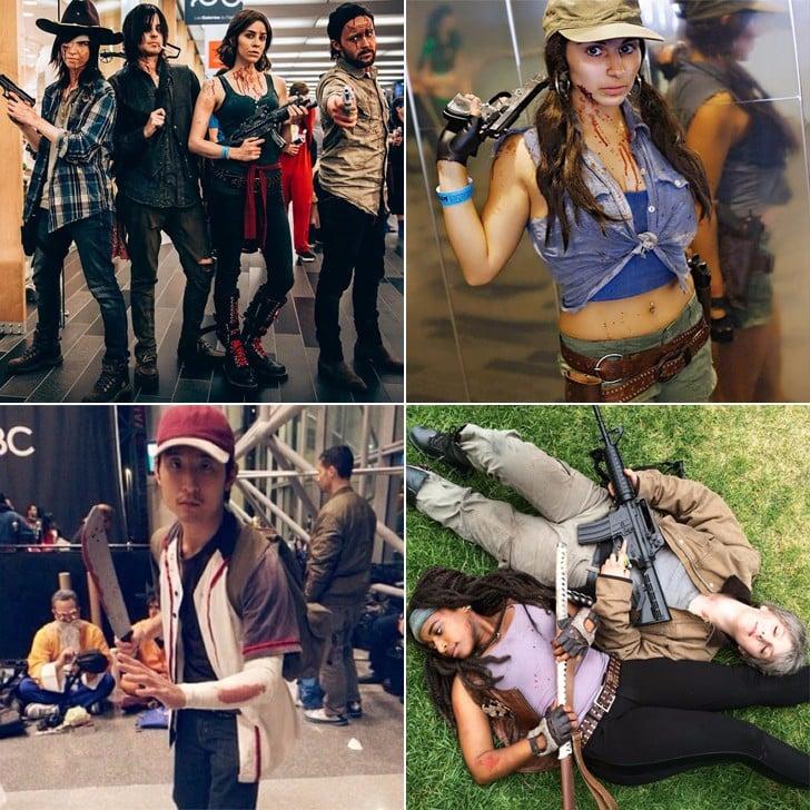 DIY Walking Dead Costumes