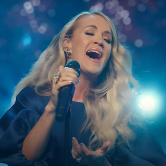 "Watch Carrie Underwood's ""O Holy Night"" Performance"
