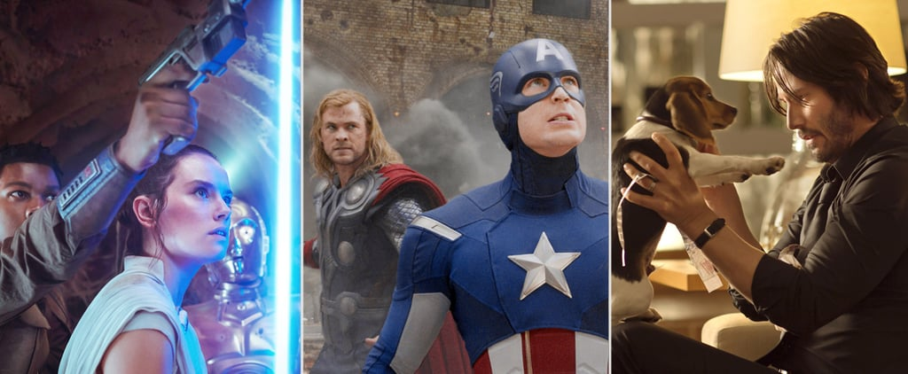 Over 100 Film Franchises to Watch For a Movie Marathon