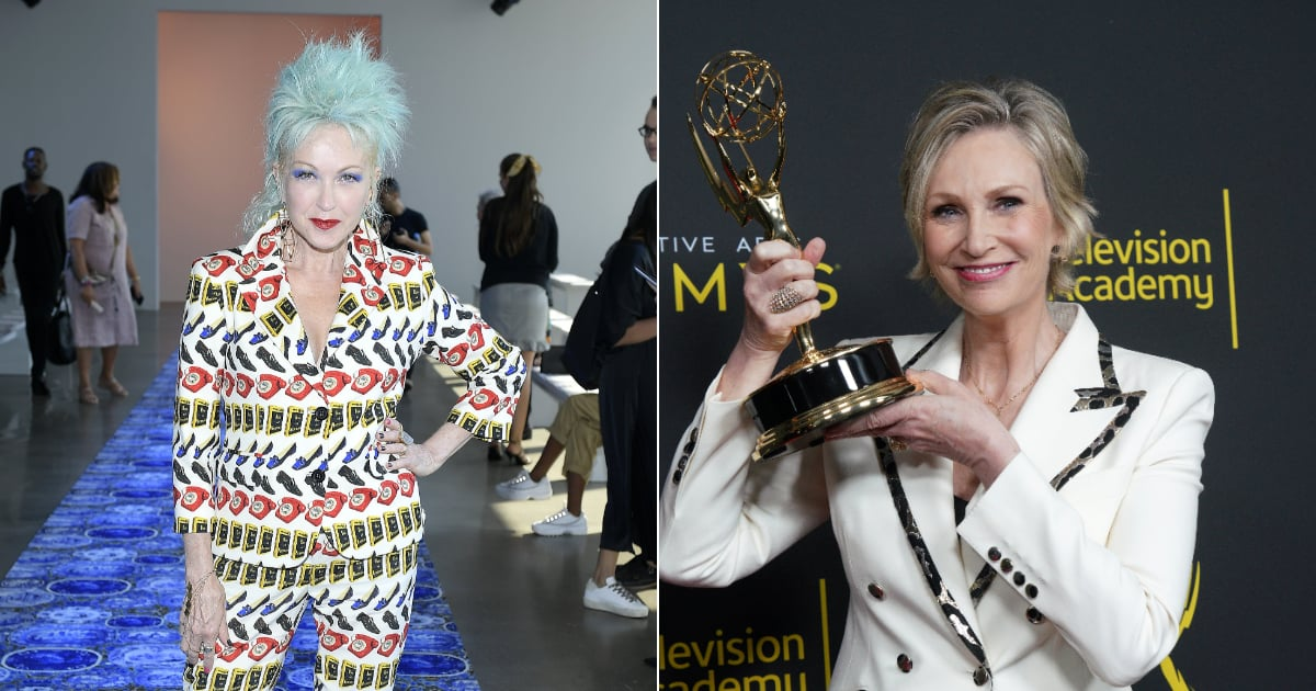 "Jane Lynch and Cyndi Lauper Are Creating a ""Golden Girls For Today"" With Netflix"