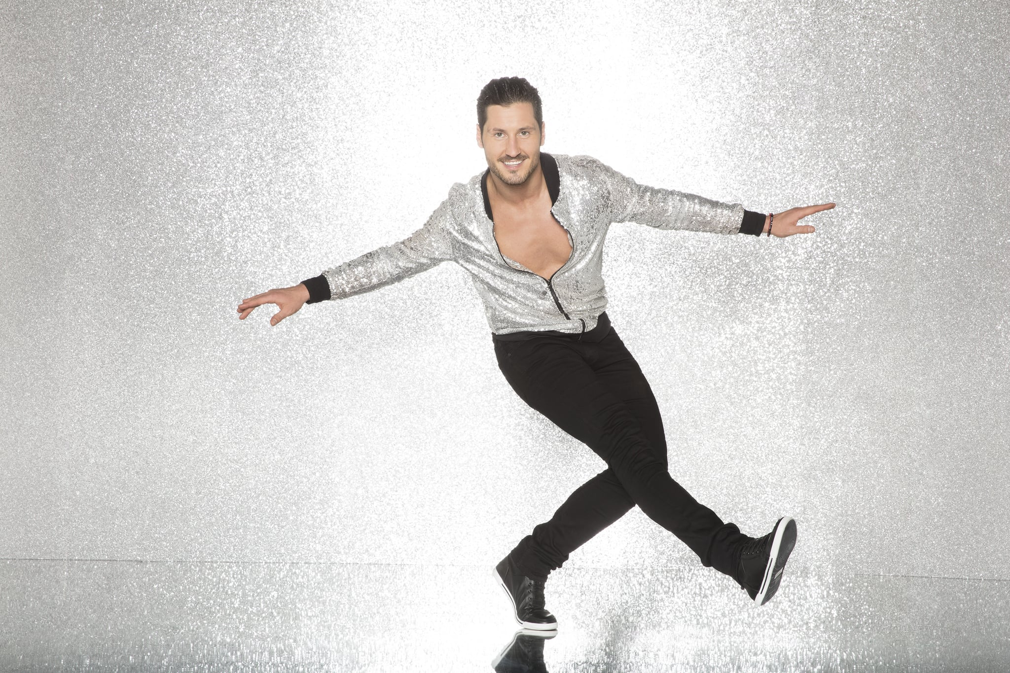 DANCING WITH THE STARS - VALENTIN CHMERKOVSKIY - The celebrity cast of
