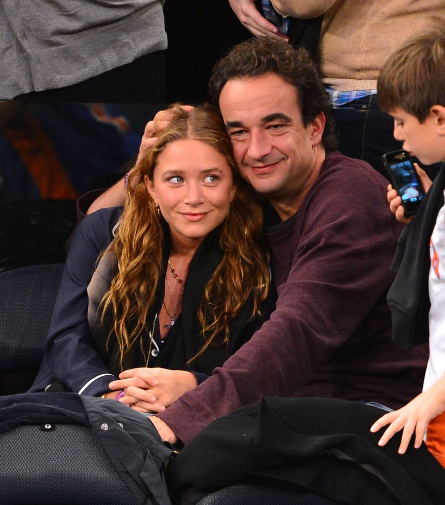 Mary-Kate Olsen 27 engaged with boyfriend Olivier Sarkozy 44