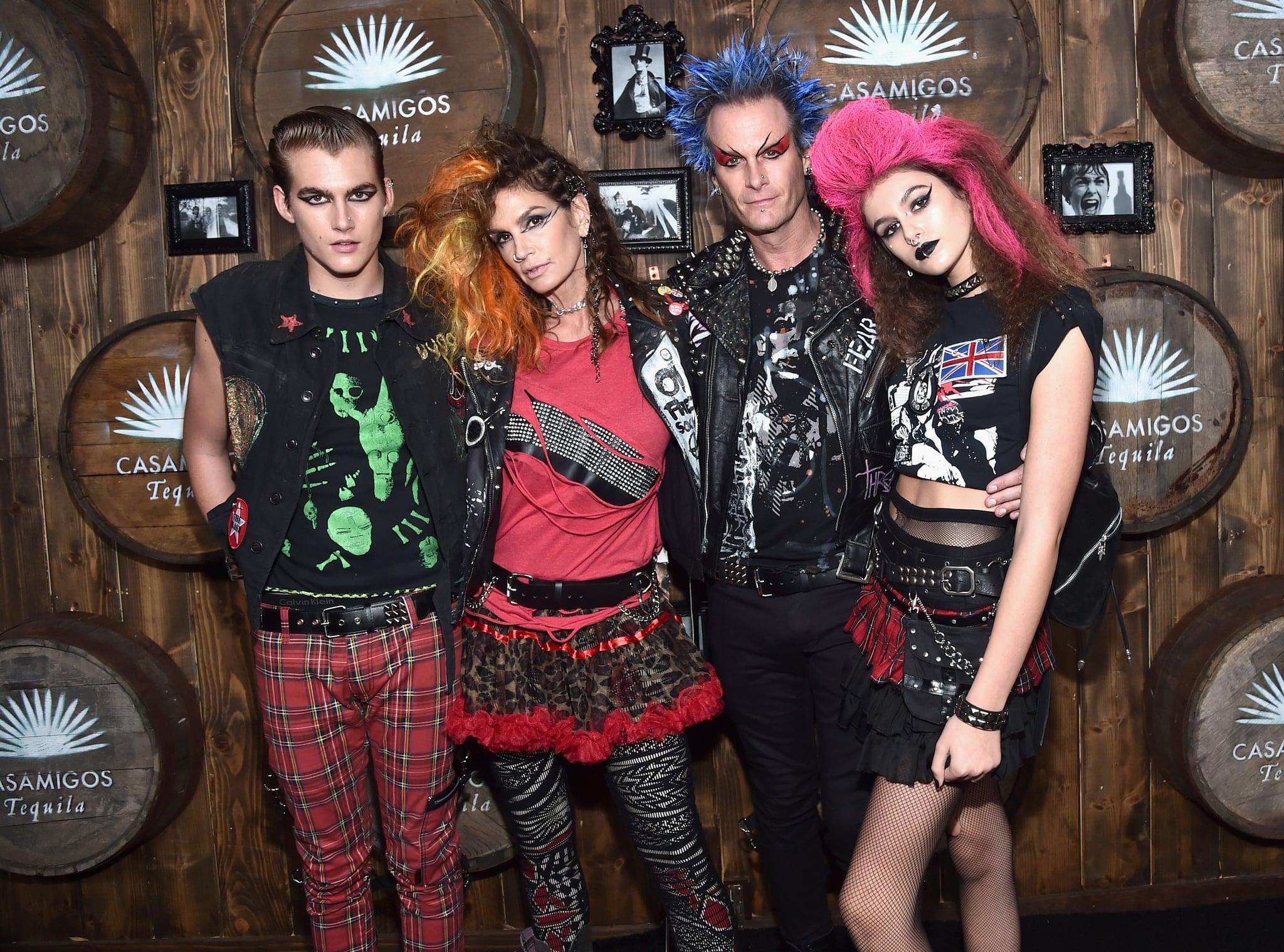 Punk Rocker dating