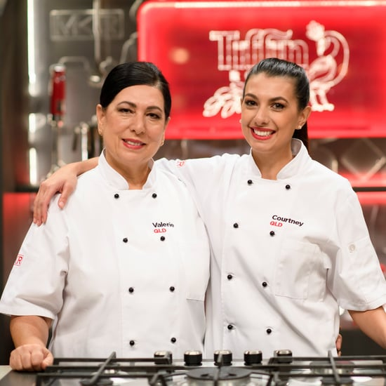 Valerie and Courtney Interview From My Kitchen Rules 2017