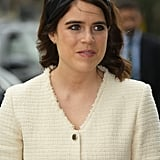 Princess Eugenie at a Royal Engagement in 2019