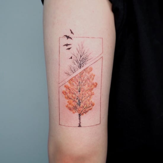 20 Fall-Inspired Tattoo Ideas