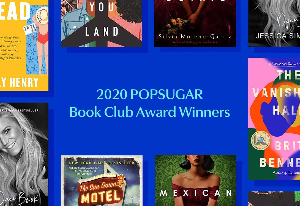 POPSUGAR Book Club Award Winners 2020