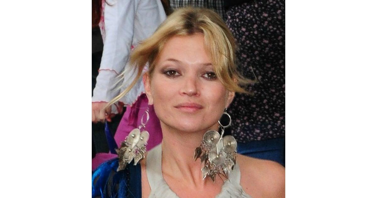 Copy Kate Moss At Leah Wood Wedding Makeup Look