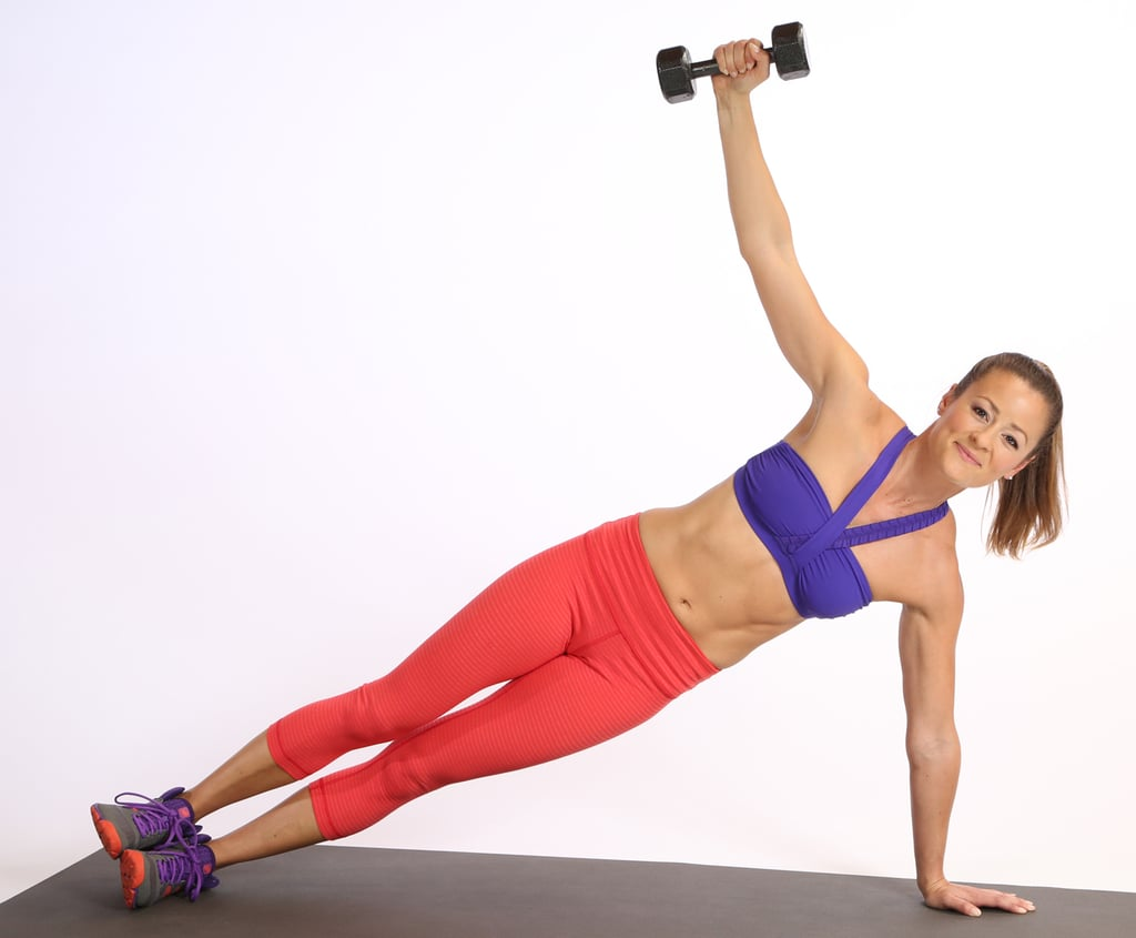 This Printable Circuit Workout Tones Your Entire Body