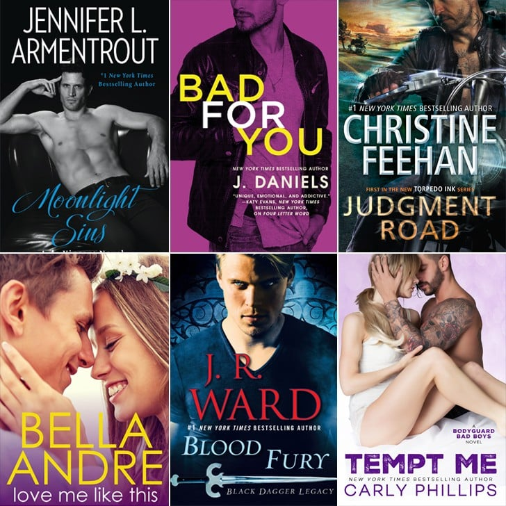 Sexiest Books Out in January 2018