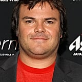 Jack Black attended the New York premiere of Bernie.