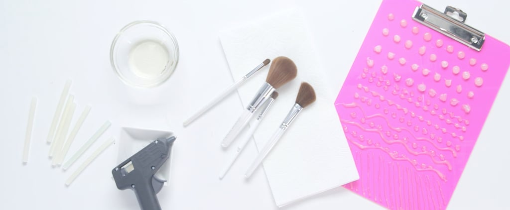 This Easy Hack For Cleaning Your Makeup Brushes Is a Game Changer