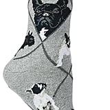 Wheel House Designs French Bulldog Socks ($12)