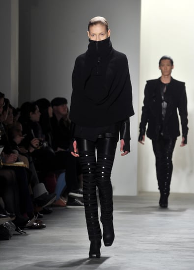 New York Fashion Week: Rad Hourani Fall 2010