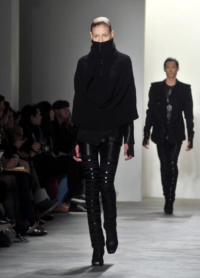 New York Fashion Week: Rad Hourani Fall 2010