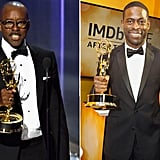 Courtney B. Vance and Sterling K. Brown's Wins