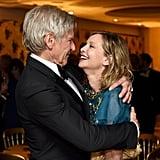 Abgebildet: Calista Flockhart, Harrison Ford