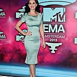 Katy Perry at the MTV EMAs 2013