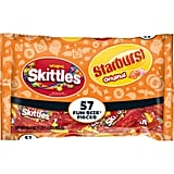 Skittles & Starburst Halloween Candy