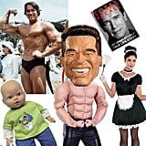 Arnold Schwarzenegger and His Baby Mama