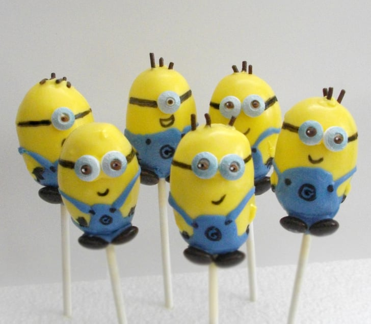 Minion Cake Pops To Buy