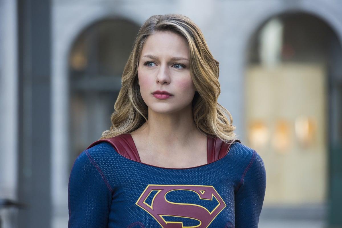 Supergirl Season 3 Details Popsugar Entertainment