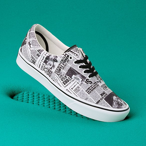 Vans x Harry Potter Daily Prophet ComfyCush Era Sneakers