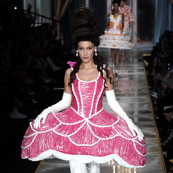 Moschino's Fall 2020 Runway Show at Milan Fashion Week